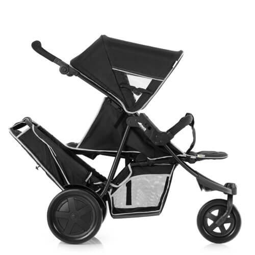 hauck freerider kinderwagen babyartikelcheck. Black Bedroom Furniture Sets. Home Design Ideas