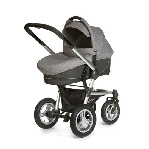 Hauck King Air Plus Trio Set mit Babywanne