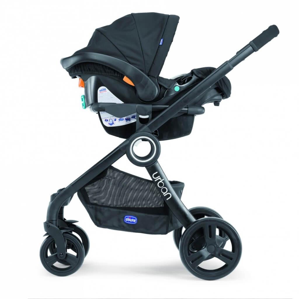 Chicco Urban Plus mit Babyschale