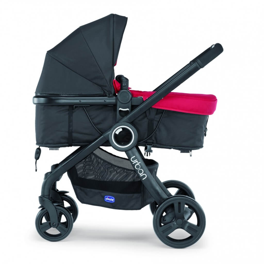 Chicco Urban Plus mit Babywanne