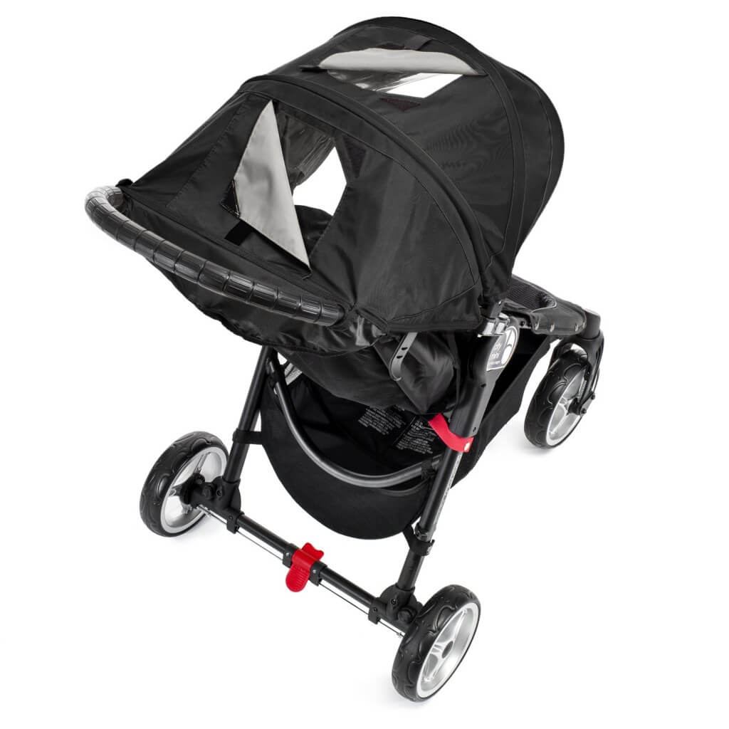 Baby Jogger City Mini 4 Sichtfenster