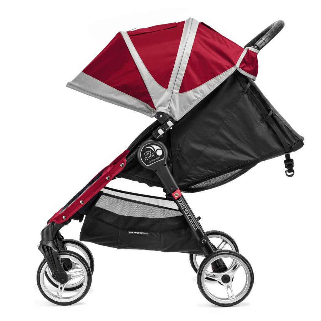 Baby Jogger City Mini 4 Liegeposition