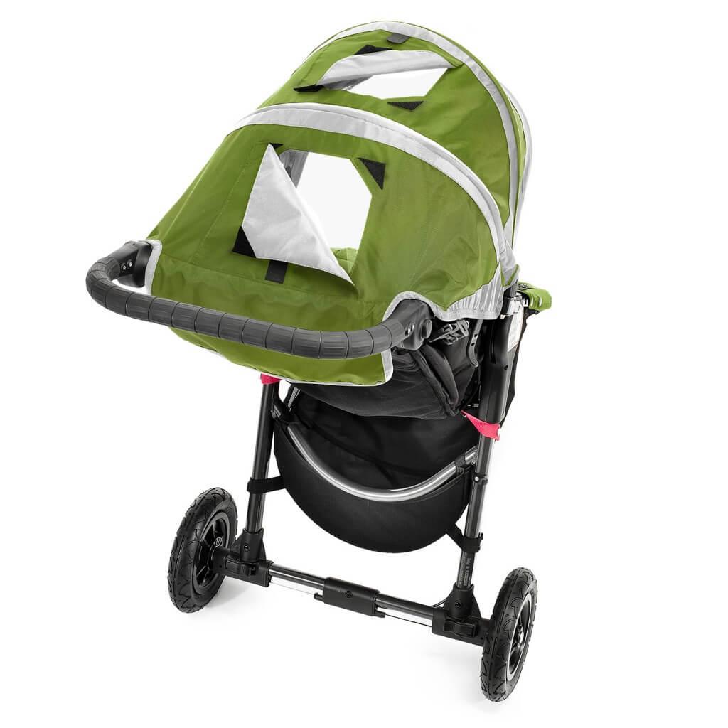 Baby Jogger City Mini GT Sichtfenster in der Sitzeinheit