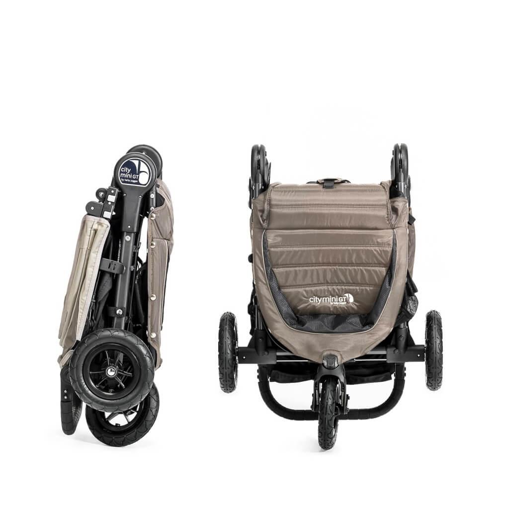 Baby Jogger City Mini GT zusammengefaltet
