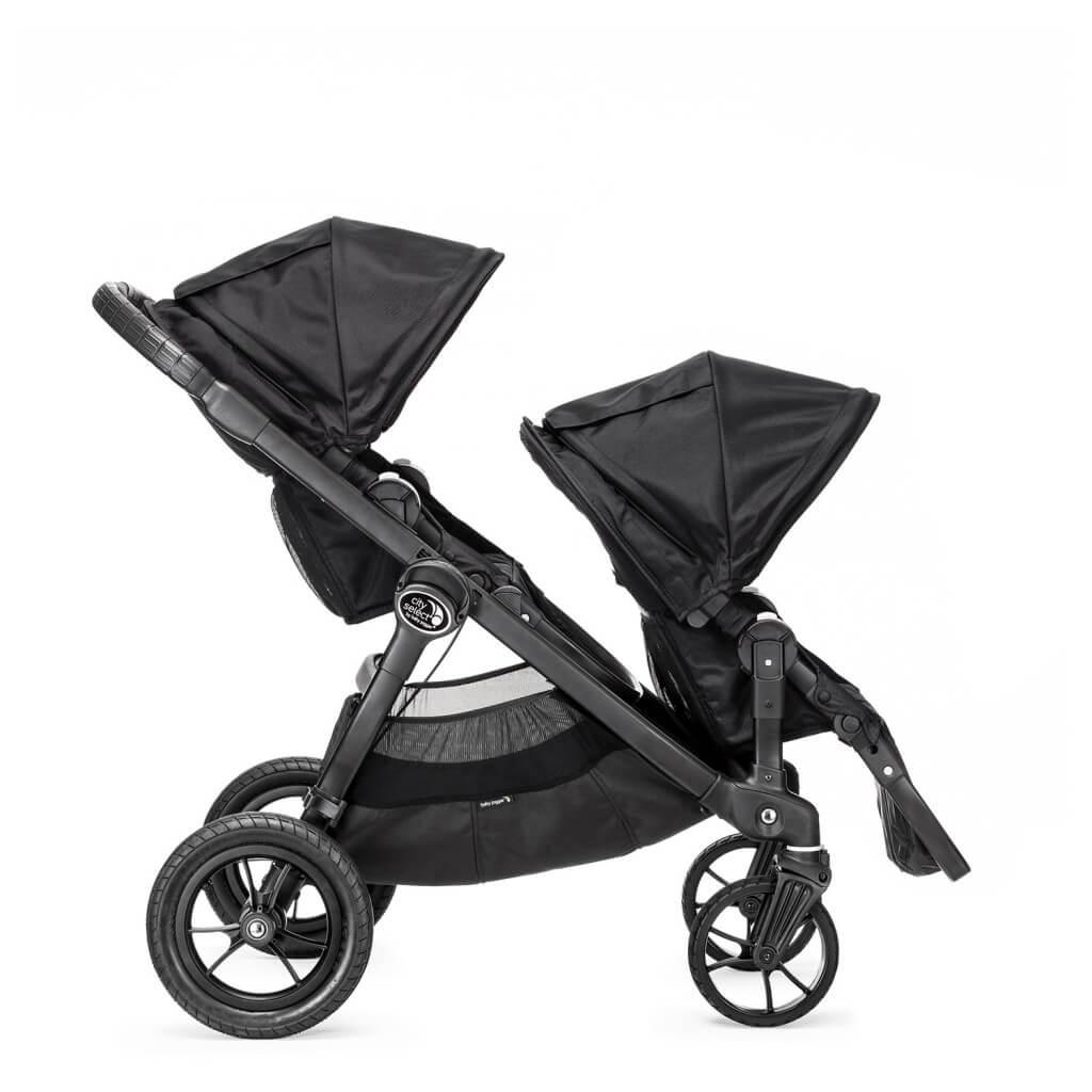 Baby Jogger City Select mit zwei Sitzeinheiten