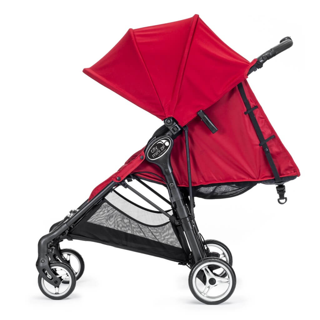 Baby Jogger City Mini Zip Liegeposition