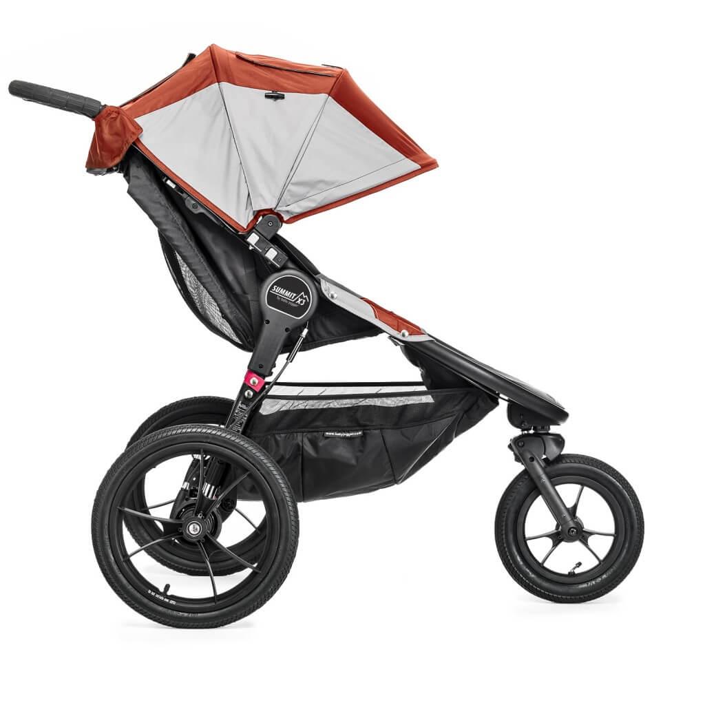 Baby Jogger Summit X3 Seitenansicht