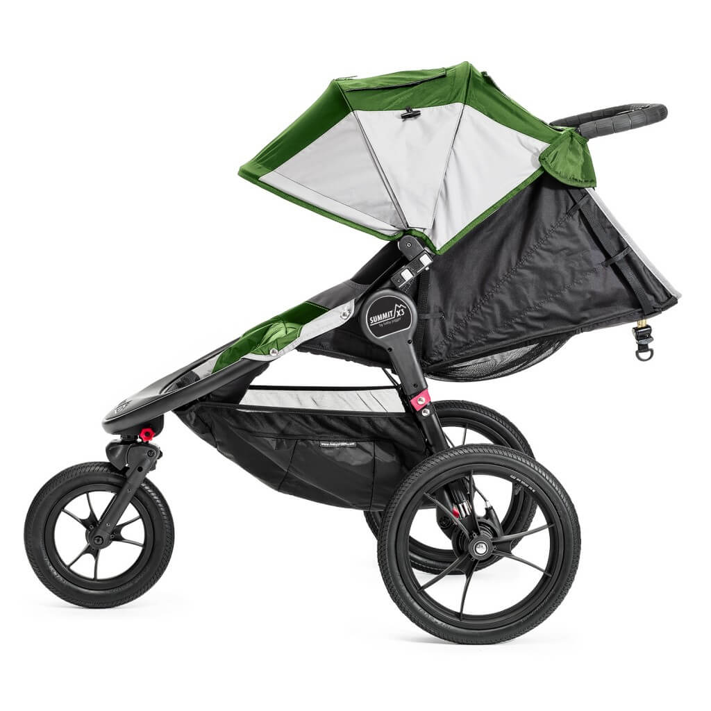 Baby Jogger Summit X3 Liegeposition