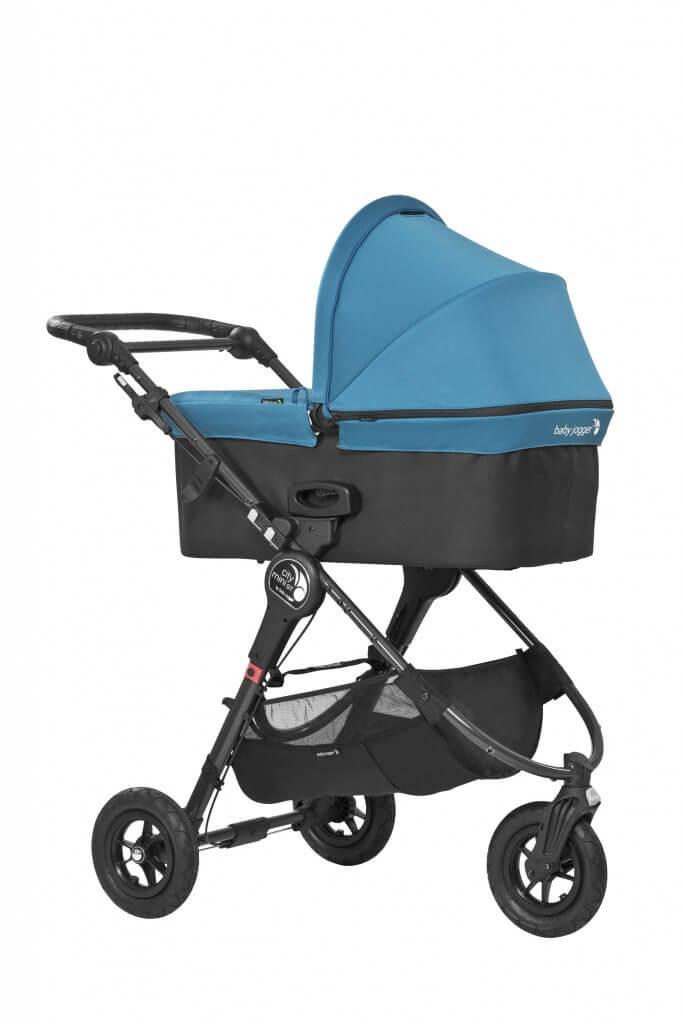 Baby Jogger City Mini GT mit Babywanne