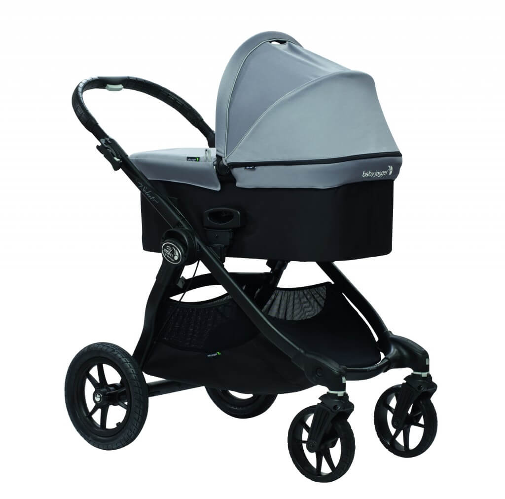 Baby Jogger City Select mit Babywanne