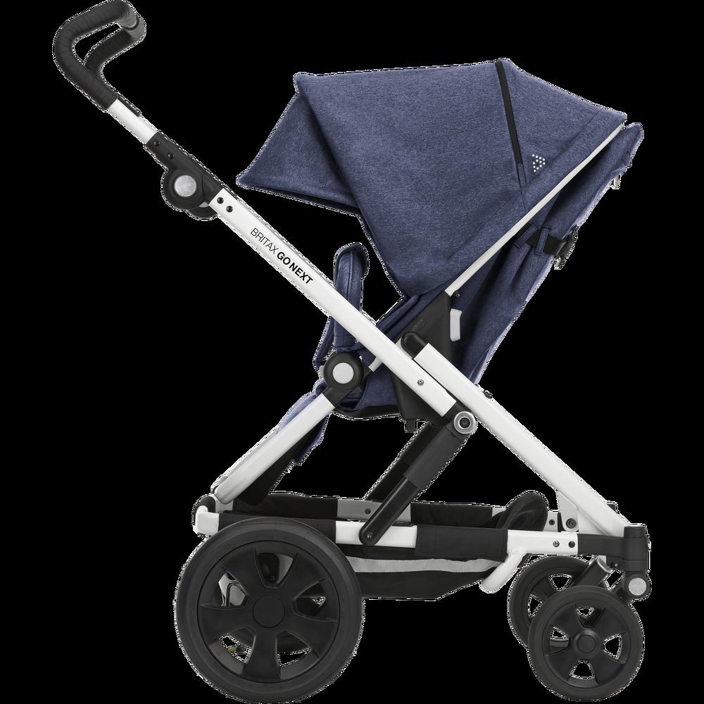 britax go next kinderwagen babyartikelcheck. Black Bedroom Furniture Sets. Home Design Ideas
