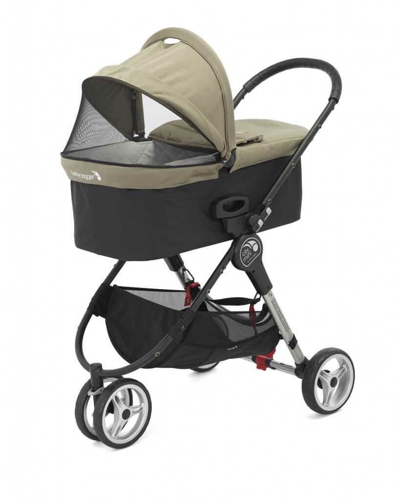 Baby Jogger City Mini 3 Belüftungsnetz in der Babywanne