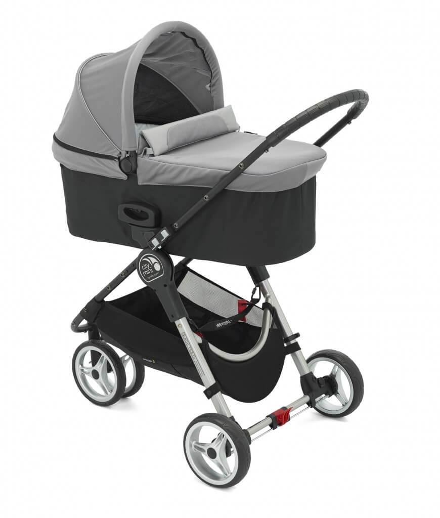 Baby Jogger City Mini 3 mit Babywanne