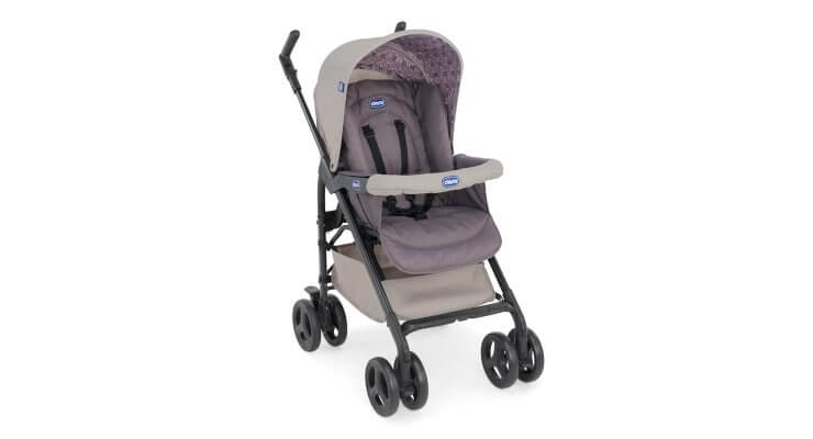 Chicco Trio Sprint Black Sportwagen