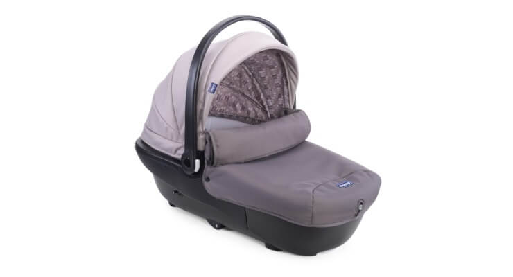 Chicco Trio Sprint Black Babywanne