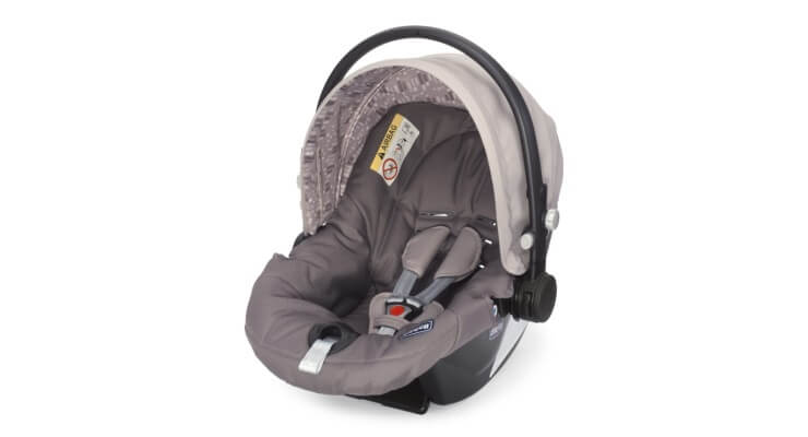 Chicco Trio Sprint Black Babyschale
