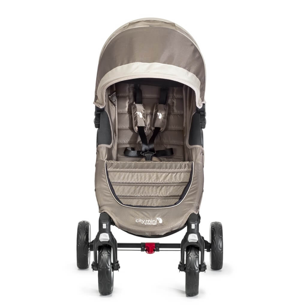 Baby Jogger City Mini 4 Vorderansicht