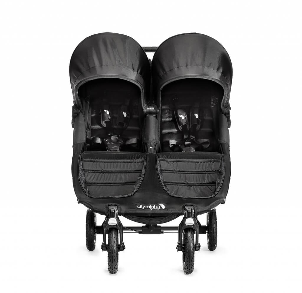 Baby Jogger City Mini GT Double Vorderansicht