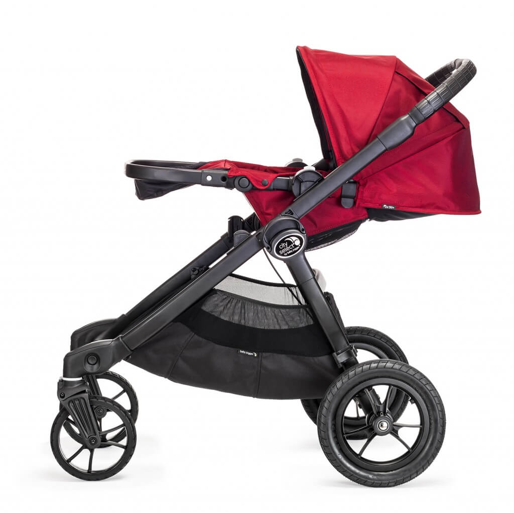 Baby Jogger City Select Liegeposition