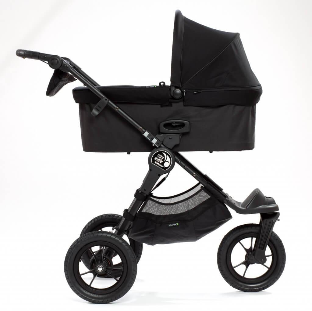 Baby Jogger City Elite mit Babywanne