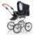 Hesba Concepto Cabrio Sitzeinheit zu den Eltern gerichtet Klein