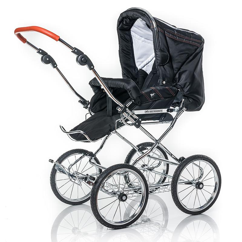Hesba Concepto Cabrio Sitzeinheit zu den Eltern gerichtet