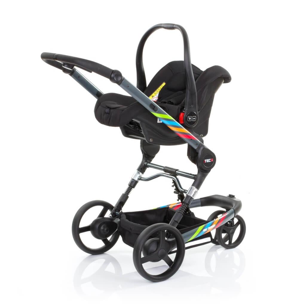 ABC Design 3Tec PLUS mit Babyschale