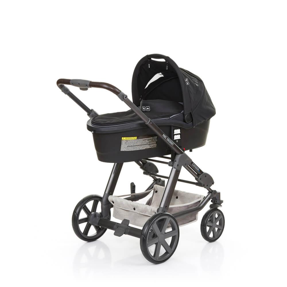 abc design condor 4 kinderwagen babyartikelcheck. Black Bedroom Furniture Sets. Home Design Ideas
