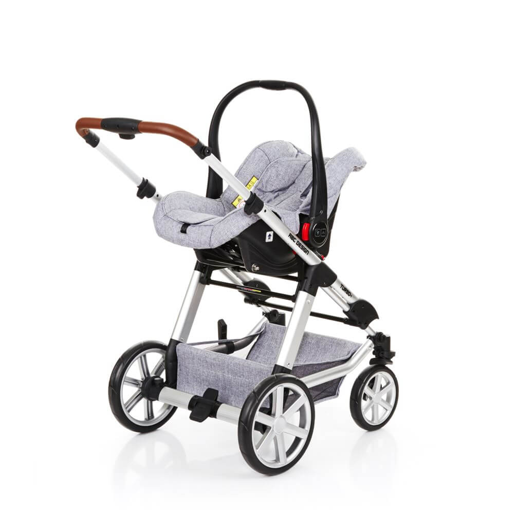 ABC Design Turbo 4 mit Babyschale