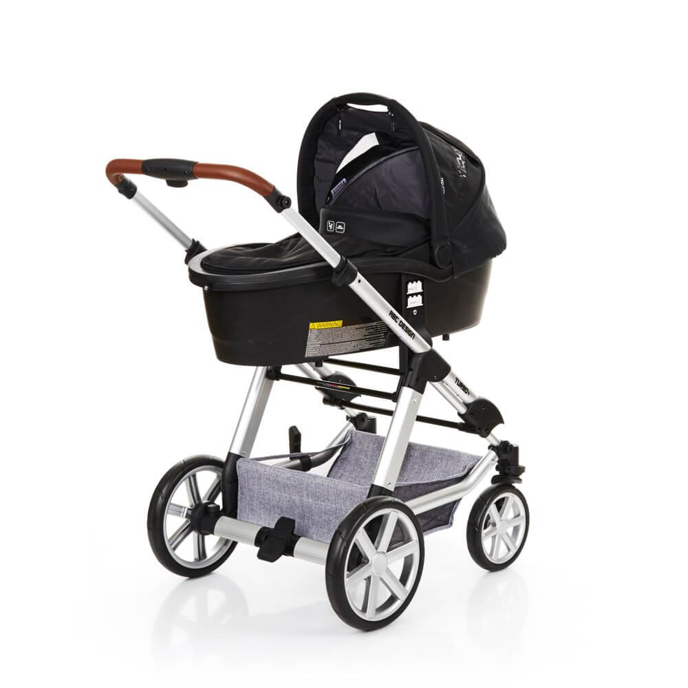ABC Design Turbo 4 mit Babywanne