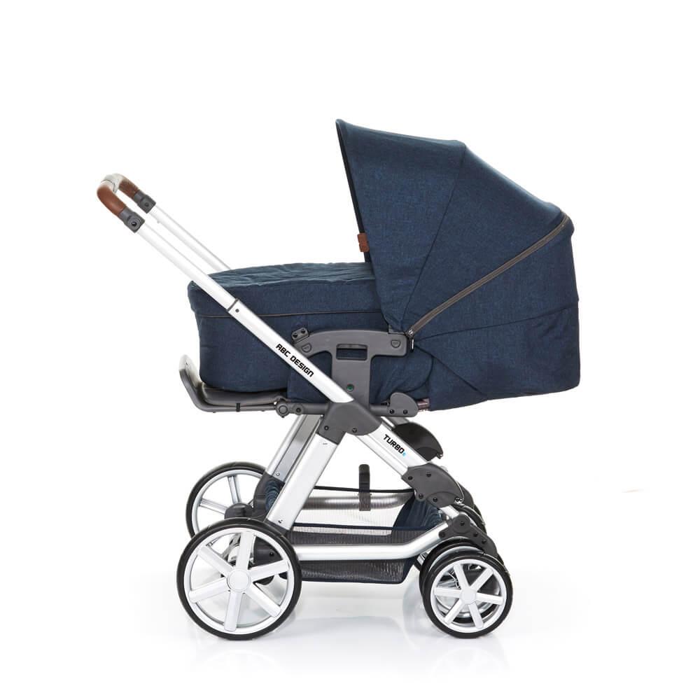 ABC Design Turbo 6 - Kinderwagen - Babyartikelcheck