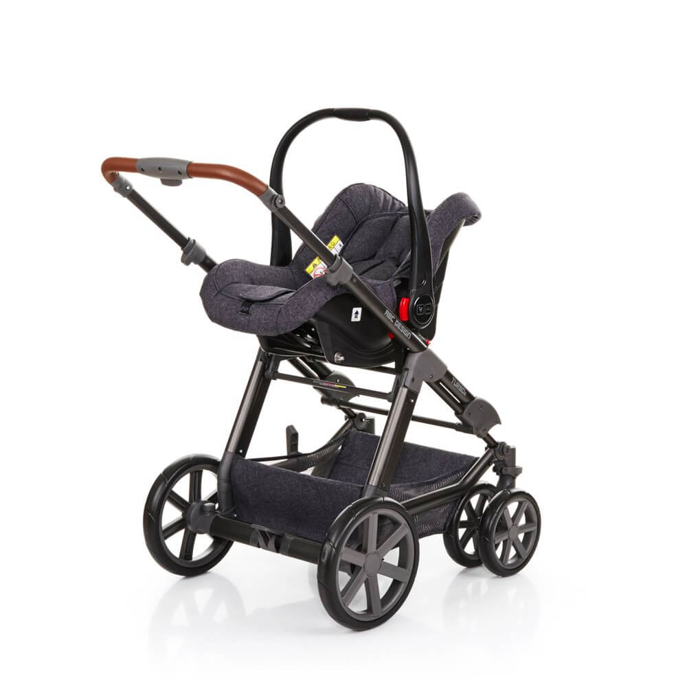 ABC Design Turbo 6 mit Babyschale