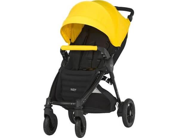 britax b motion 4 plus kinderwagen babyartikelcheck. Black Bedroom Furniture Sets. Home Design Ideas