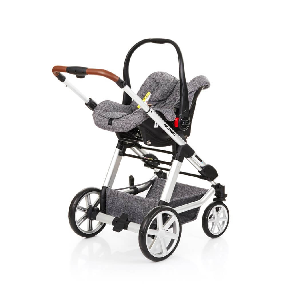ABC Design Condor 4 mit Babyschale