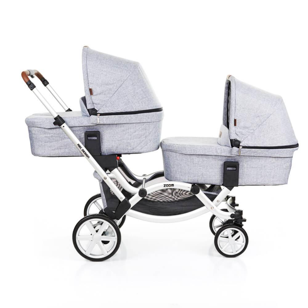 ABC Design Zoom mit zwei Babywannen