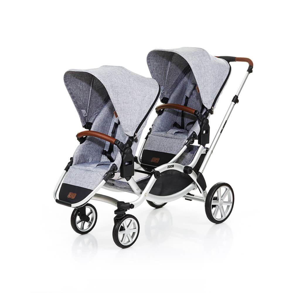 abc design zoom kinderwagen babyartikelcheck. Black Bedroom Furniture Sets. Home Design Ideas