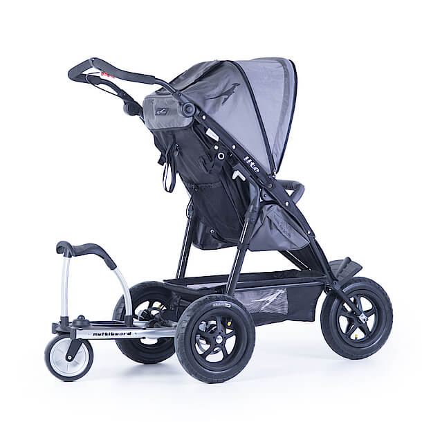 TFK Joggster Lite mit Buggy-Board