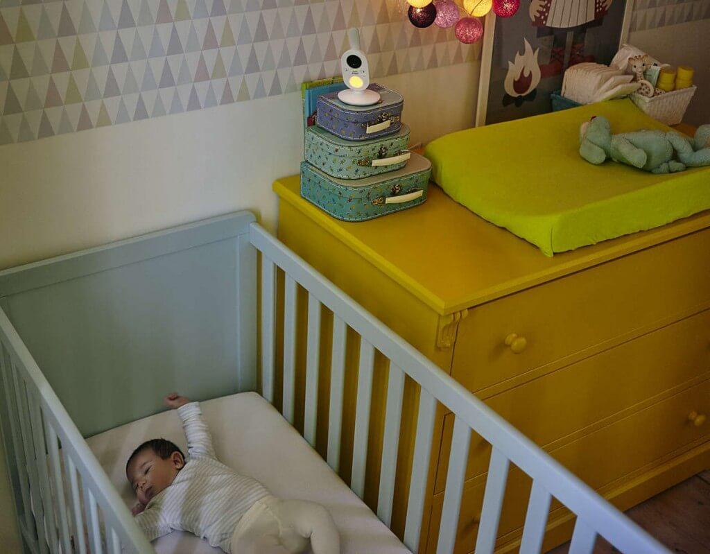 Philips Avent SCD630 Babyeinheit
