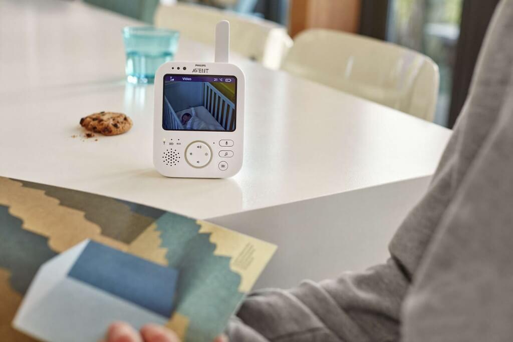 Philips Avent SCD630 Elterneinheit