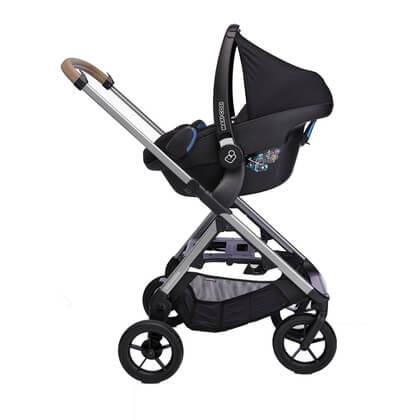 Easywalker Mosey Plus mit Babyschale