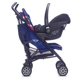 MINI Buggy XL mit Babyschale