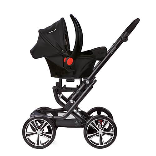 Gesslein F10 Air+ mit Babyschale