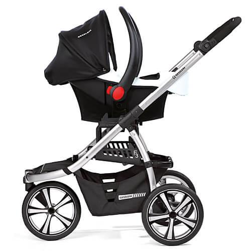 Gesslein F3 Air+ mit Babyschale