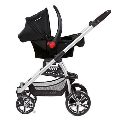 Gesslein F4 Air+ mit Babyschale