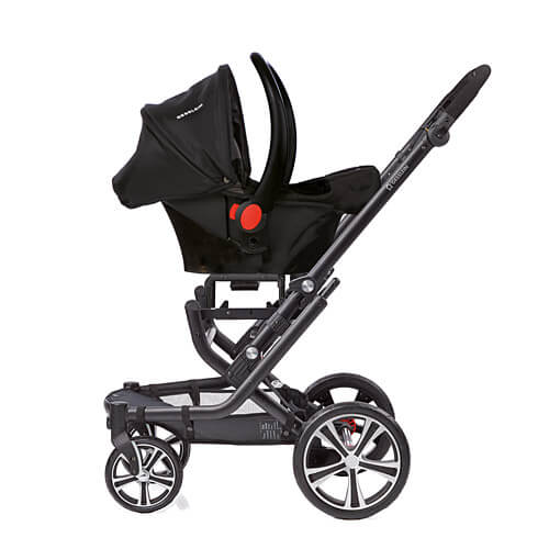 Gesslein F6 Air+ mit Babyschale