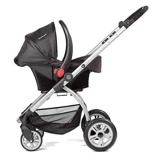 Gesslein M4 mit Babyschale