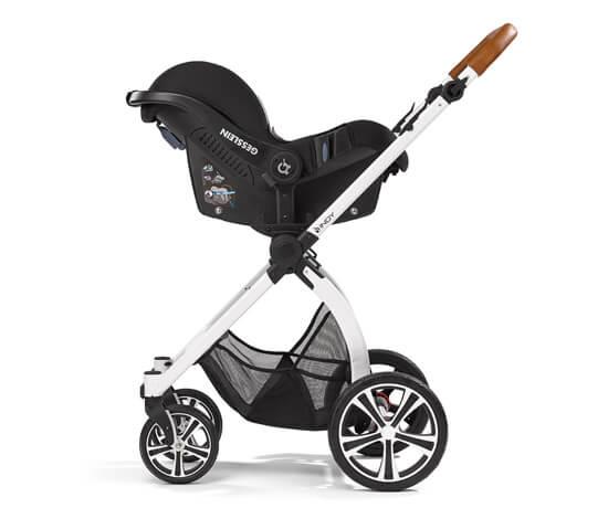 INDY Sport mit Babyschale