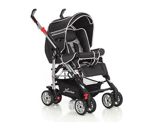 hartan buggy ix1 kinderwagen babyartikelcheck. Black Bedroom Furniture Sets. Home Design Ideas