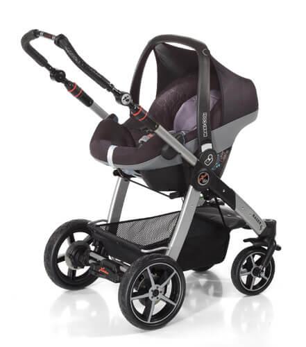 Hartan Racer GT mit Babyschale