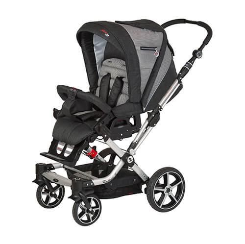 Zwillingskinderwagen hartan  Hartan Topline S - Kinderwagen - Babyartikelcheck